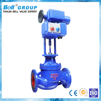 DN80 electronic control water valve