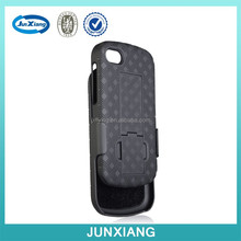 2015 new hot products plastic clip case for blackberry q10 rubber pc case