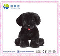 Black labrador dog Soft Toys