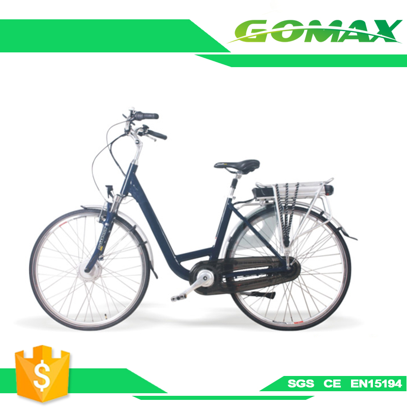 6061 Aluminum alloy Frame new city model women electric road bicycle e bike china