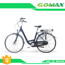 cheap 700C 6061 Aluminum alloy Frame new model women electric road bicycle / e bike / bikes for sale