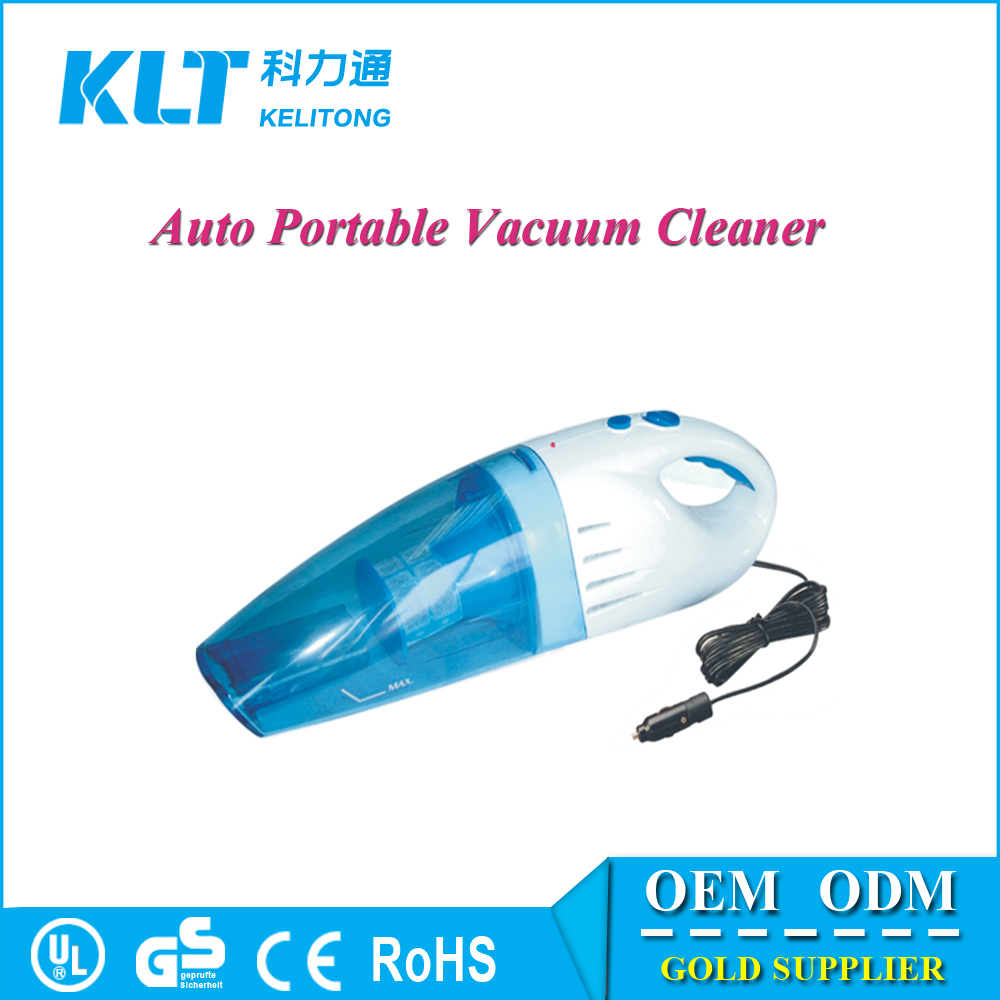 Auto Portable Handheld Car Vacuum Cleaner With Long Power Line