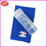 Best popular fashion instant 100% cooling fabric cooling towel manufacturer