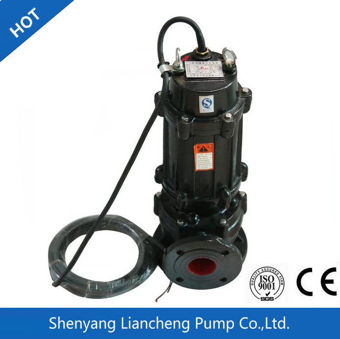 5.5kw 4Inch Dirt Pump Drain Mud Lift Pump