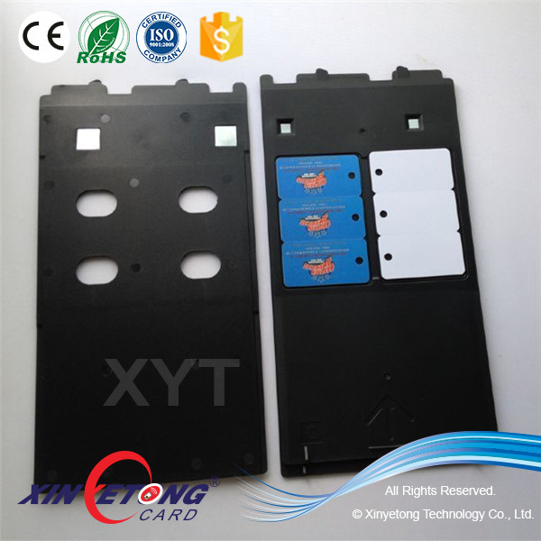 Canon G Card Tray For CR80 Blank Inkjet PVC Card