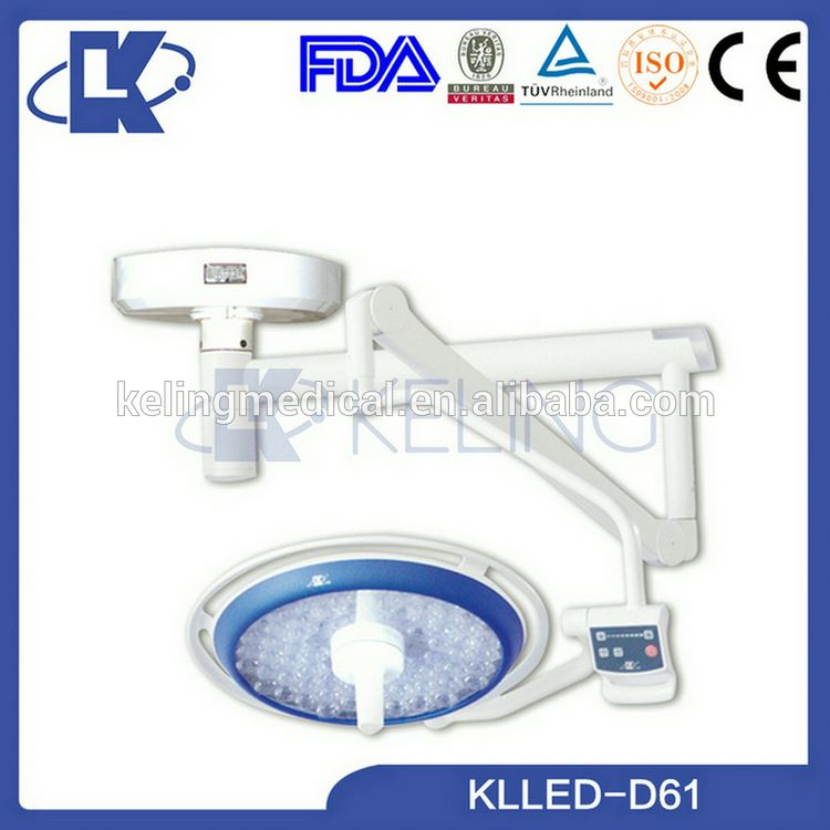 Famous brand hot sell led shadowless surgical operating lamp CE