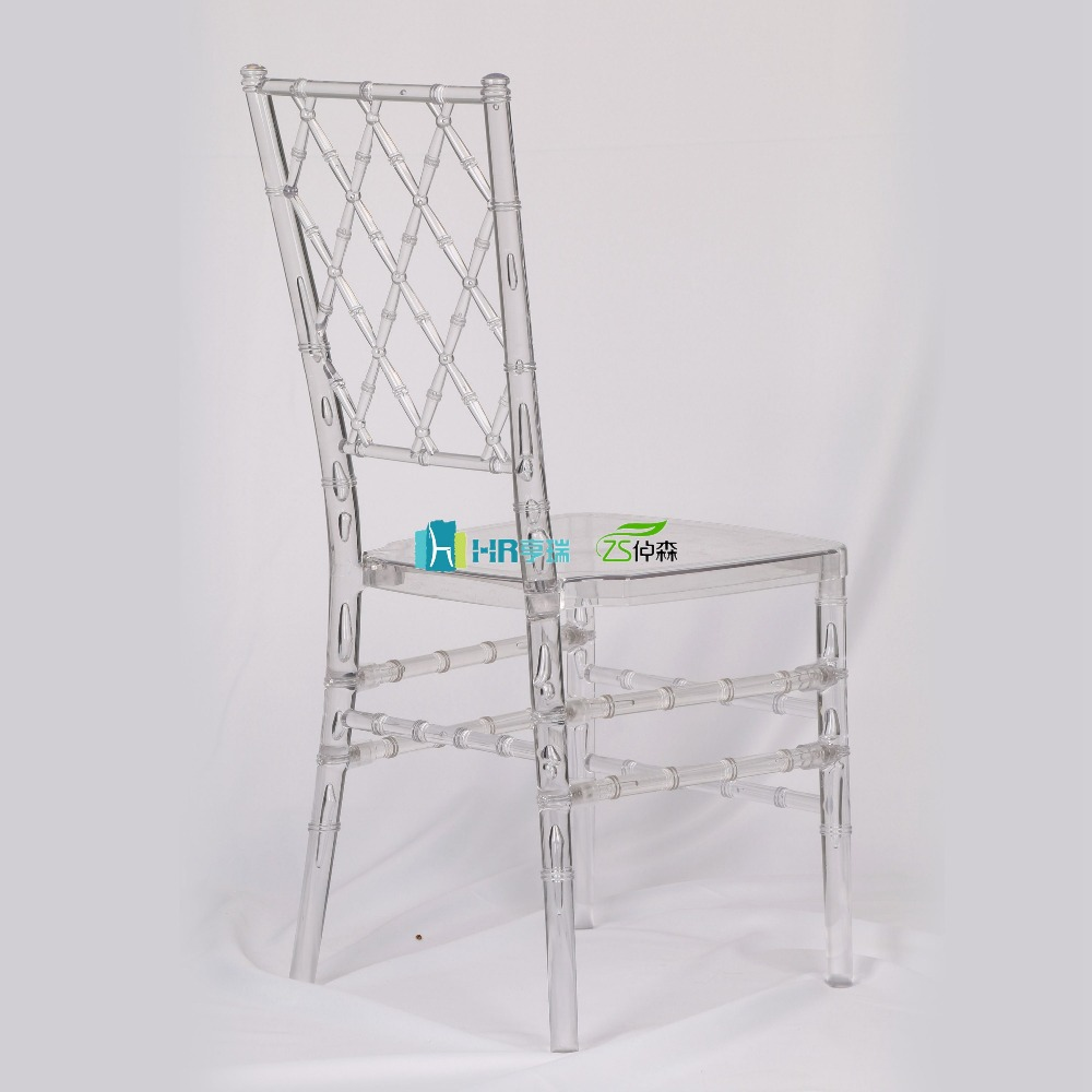 crystal wedding chiavari diamond chair clear party rental garden chair
