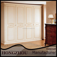 20 Years Experienced Solid Wood Wardrobe Bedroom from China Supplier