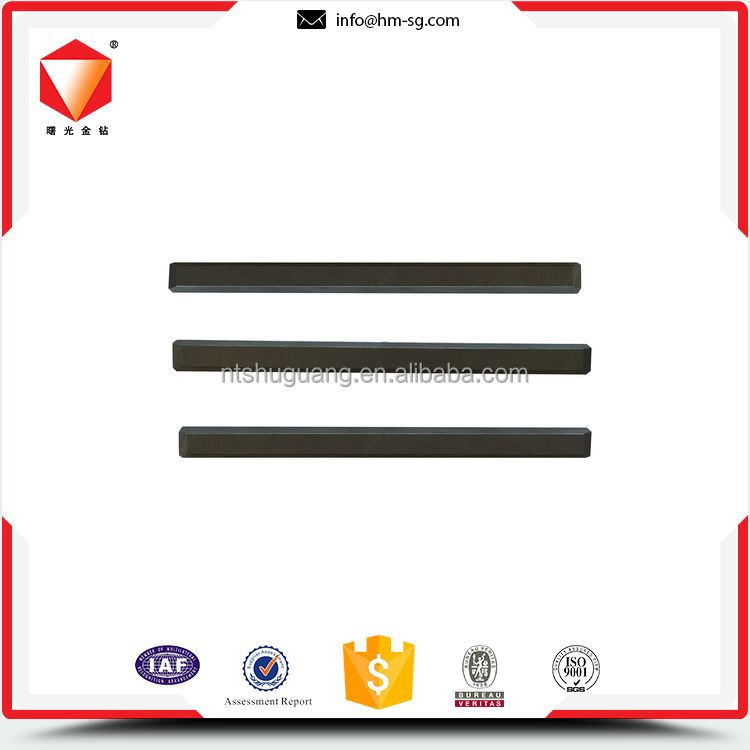High purity high thermal conductive electric conductive graphite rod