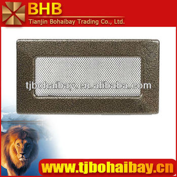 BHB hot fireplace ventilation grills
