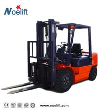 New brand 3.5 ton rough terrain diesel forklift with side shifter