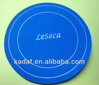 Closed cell foam,custom eva foam circle with brand printed,