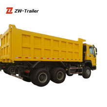 40 Ton Sand Tipper Dump Truck for Sale