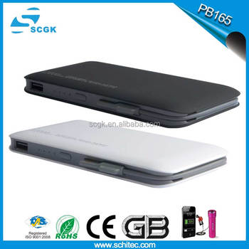 Distributor slim power bank usb power charger mobile phone power banks for phone