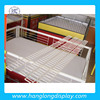 Supermarket shelf wire mesh fence HL303A