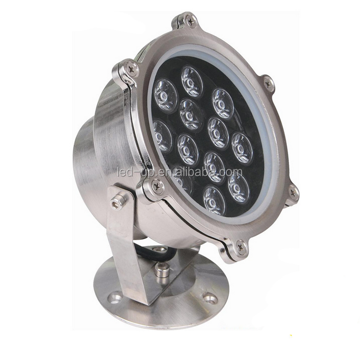 LED wall mounted underwater lamp swimming pool led solar powered lights IP68