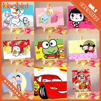 Famous hotsale oil painting handmade for children