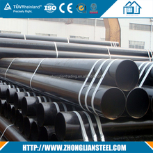 Low temperature 32 inch astm a53 st35.8 carbon sch 40 seamless steel pipe