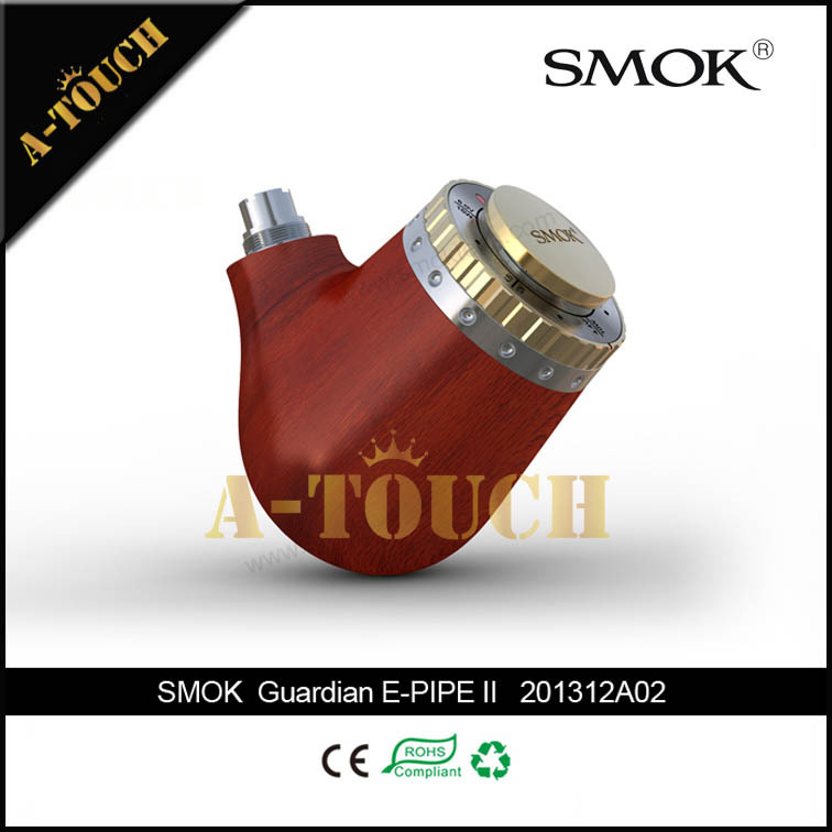 2014 best epipe Smoktech newest VW e-pipe 18350 Guardian Epipe II 6-15W vari wattage high quality