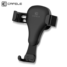 CAFELE Gravity Car Mobile Phone Holder Stand Air Vent Mount Holder Universal For Iphone Samsung