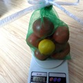 red yellow green small size monofilament mesh net packaging bag for onion potato carrots