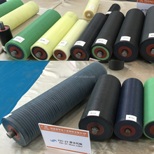 high load capacity HDPE UHMWPE belt conveyor roller with strict dimension control