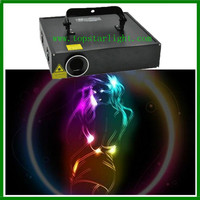 (TL2456) China market wholesale price 2W full color RGB Animation laser light uses stage for sale