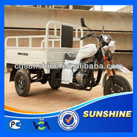 High Quality Distinctive motorized tricycle with pedal