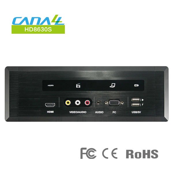 advanced single HDMI connection HD8630S intelligent media hub