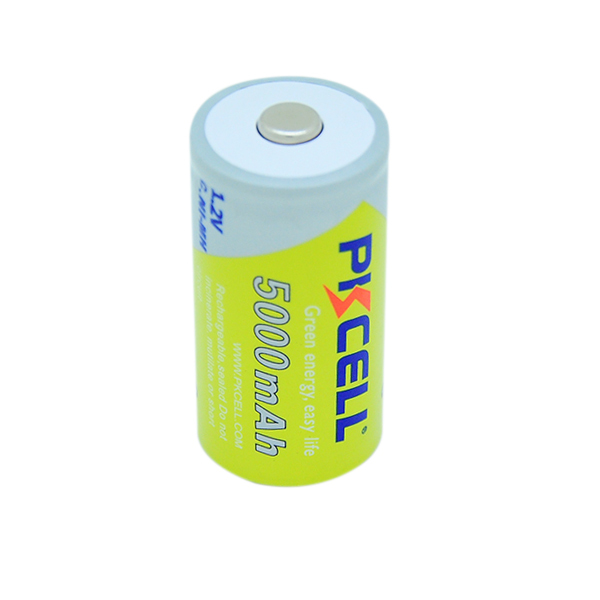Ni-Mh rechargeable battery C 5000mAh 1.2V
