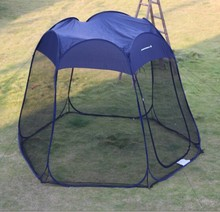 family gaeden pop up big screen house tent