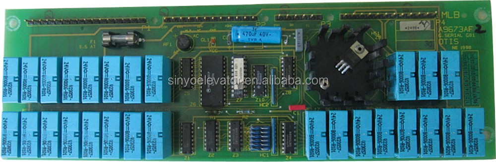 Weighting PC Board For Elevator FAA25402AF1