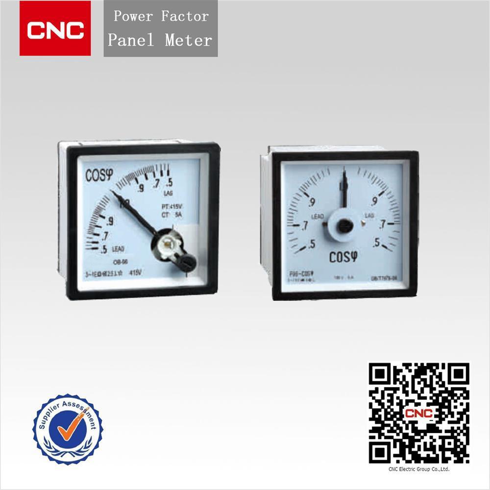 Panel Meter 96 Type Power Factor Buy Circuit