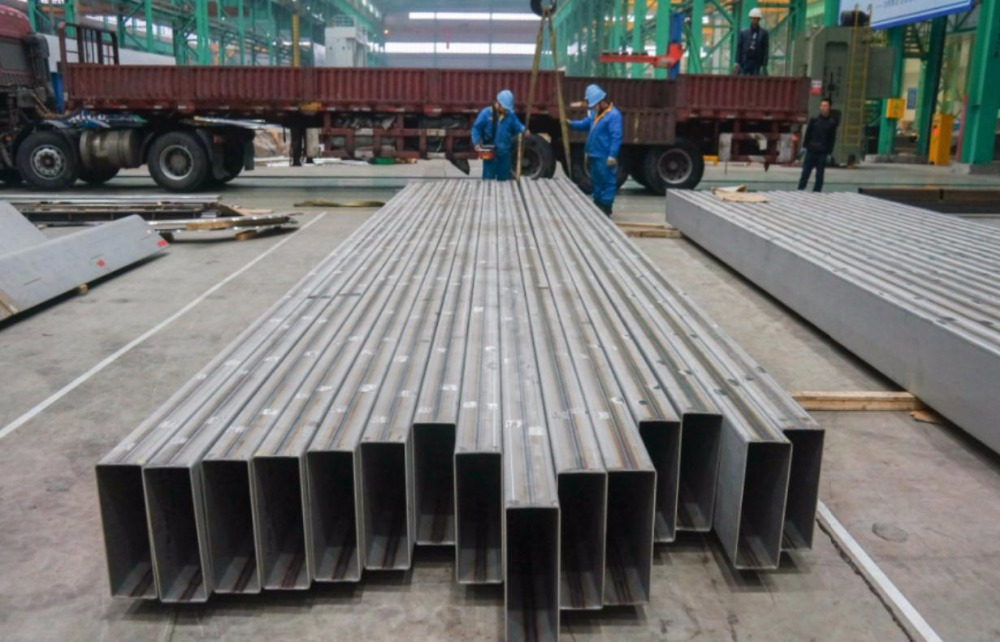 Rectagular Stainless Steel Tube Machining And Fabrication