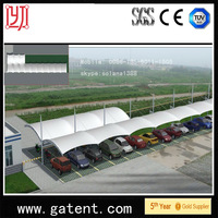 membrane roof structure, car parking shed, car awning tent, parking