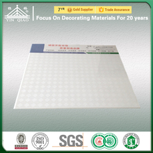 Acoutic Fireproof Plaster of Paris Gypsum Board Ceiling Board Panel
