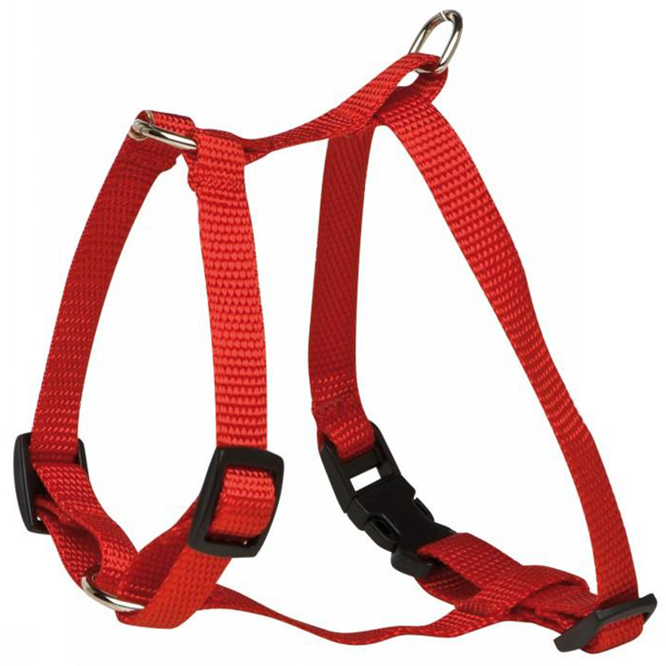 Adjustable nylon truelove pet dog harness