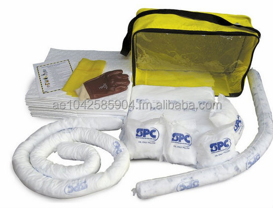 Oil Spill Kits A range of emergency response kits to handle any type of spill