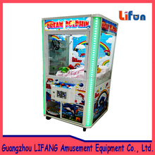 Coin Operated Toy Crane Gift Machine