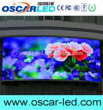 Led pannel hd p5.95 outdoor rental rgb replacement led screen from Oscarled