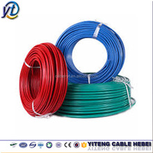 NYM-J cable Uo/U 300/500 V pvc insulation PVC sheathed copper solid cable 3 core x 2.5 sq mm