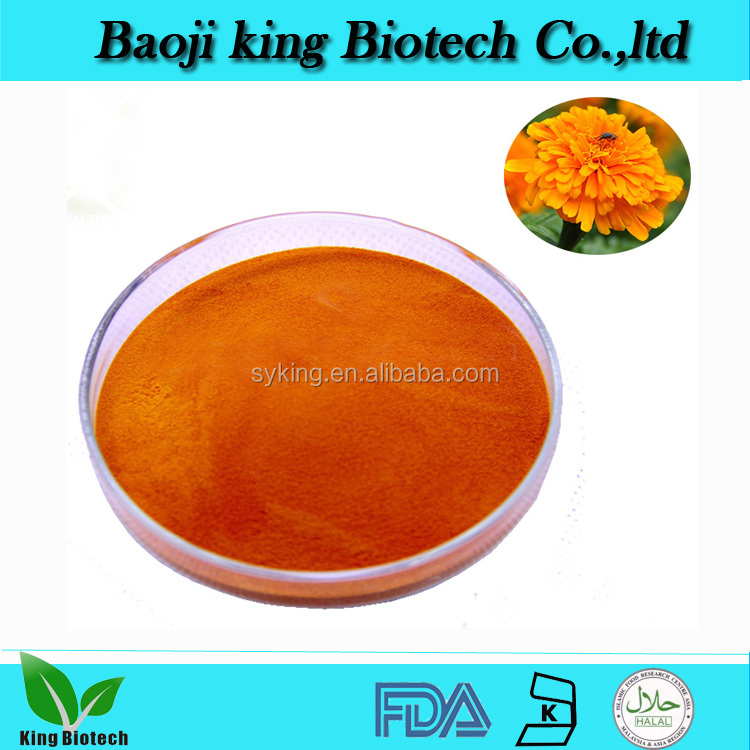100% natural plant herb Marigold Extracts with 5%-20% Lutein
