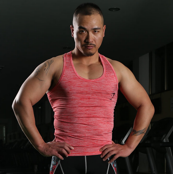 Wholesale Fashion Men Running Vest