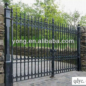 house iron gate design