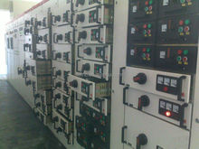 Low voltage withdrawble type motor control center
