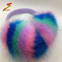 STABILE New custom earmuffs Artificial faux fur Ear muff Autumn And Winter Keep Warm Wool Ear muff