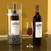 PET Plastic Injection Packaging For Wine