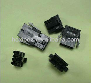 High Quality Molex Double-Row Connector Male and Female Housing with Terminal