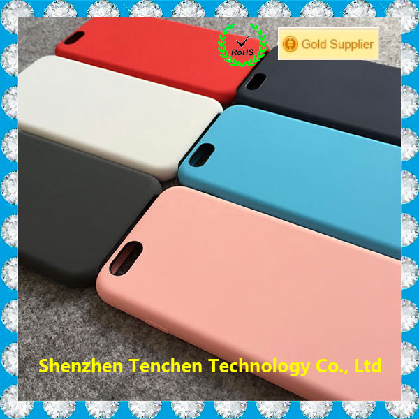 Original silicone design 2015 new product hot selling hard back cover case for Iphone6 /6plus