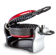 Belgian Waffle Maker with Detachable Double Cooking Plate